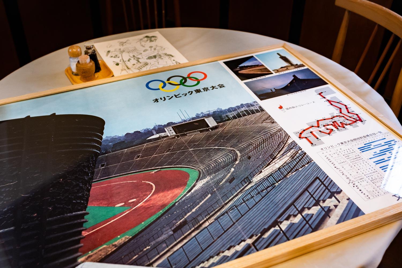 東京オリンピック 50年の時をこえて